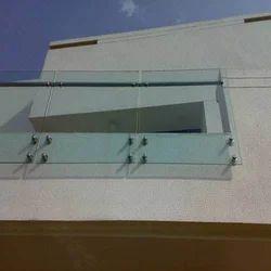 Plastic Roof Railing