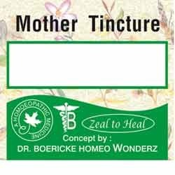 Homeopathic Mother Tinctures