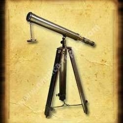 Telescope Antique Finish