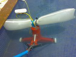 swimming pool submersible suction sweeper unit