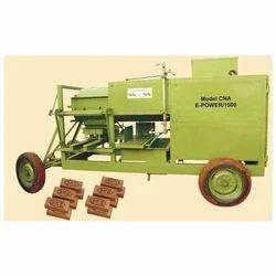 CNA E-Power - 1500 Brick Molding Machine
