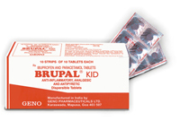 Brupal Kid  Tablet