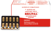 Brupal Tablet