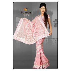 Light Pink Saree
