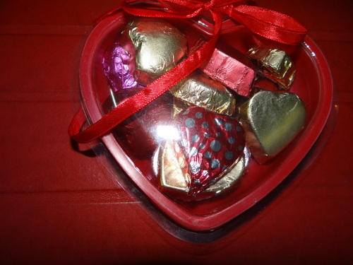 Valentine Chocolate Heart Shaped Chocolates Manufacturer From Delhi