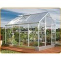 Polycarbonate Glass-Green House