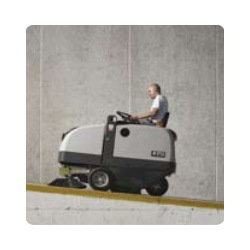 Ride On Sweeping Machines - NILFISK ADVACNCE SR 1450
