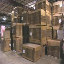 Warehousing and Packaging Units