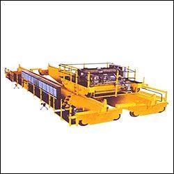 heavy duty eot crane