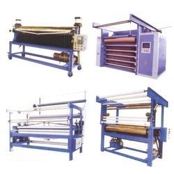 rolling dyeing machine