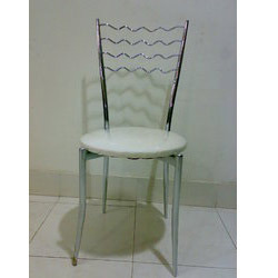 Stainless Steel Chair Model 1