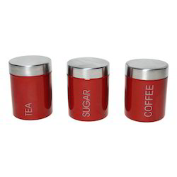 Coloured Canister