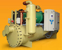 Energy Efficient Water-cooled Screw Chiller