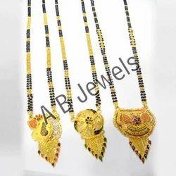 Elegant Gold  Mangalsutra