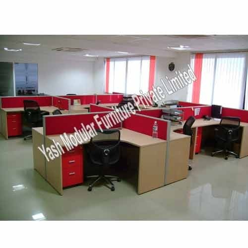 Attrayant Modular Office Furniture   Wooden Office Furniture Manufacturer From Pune