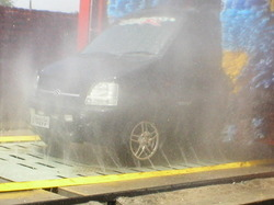Under Chassis Wash Machine
