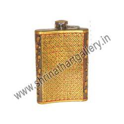 Meena Painted Wine Case