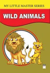 Wild Animals Book