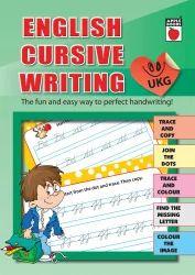 English Cursive Writing Ukg