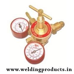 Double Stage & Double Gauge Pressure Regulator