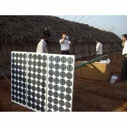 Solar Rural Lighting System