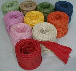 Colored Paper Ropes For Paper Bags