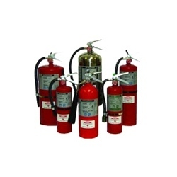 Fire Extinguishers Ranges