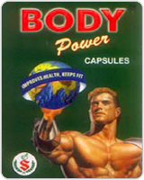 Body Power Capsule