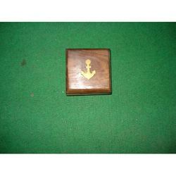 Anchor Wooden Cigarette Box
