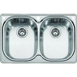 Kitchen Sinks - Stainless Steel Kitchen Sinks, Double Bowl Sinks