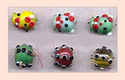 Handcrafted Lampwork Glass Beads