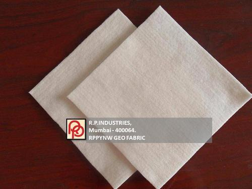 Non Woven Polyester Geotextile Fabric