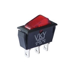 VKY Rocker Switches - Code VKY-641