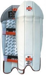 Cricket Wicket Keeping Pad BDM Admiral