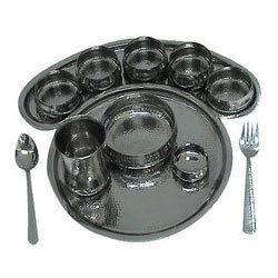 Thali Set-Sajangoat
