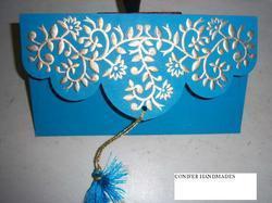 Custom Printed Fancy Envelopes With Embossing