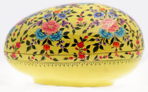 Easter decorations easter gift box exporter from srinagar easter gift box negle Image collections