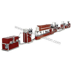 HDPE Strap Making Machine