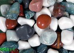Agate & Quartz Polished Pebbles