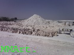 White China Clay Powder & Lumps