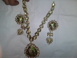 Polki Kundan Jewelery Sets
