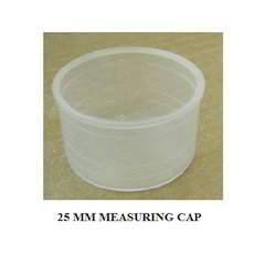 25 MM Measuring Cap