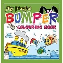 My Playful Bumper Colouring