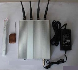 10 Watt Cellphone Signal Jammer
