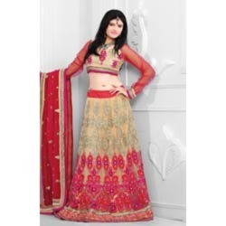 Unstitched Lehengas