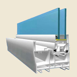 k line vertical sliding window