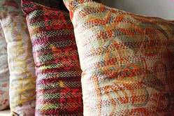 Silk Scarves Pillow