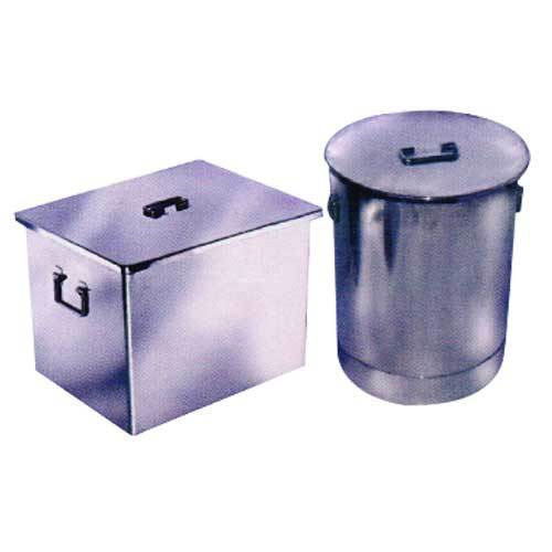 SS Square / Round Container