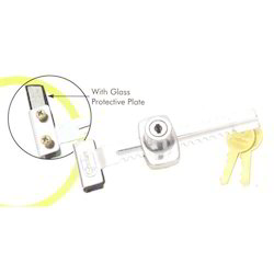 Sliding Glass Lock