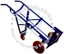 Cylinder Trolley - Single Gas